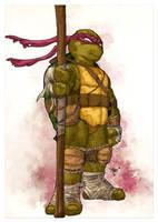 Classic Donatello by T-RexJones