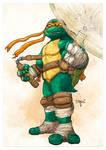 Classic Michelangelo