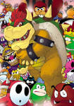 Koopa and his troopers