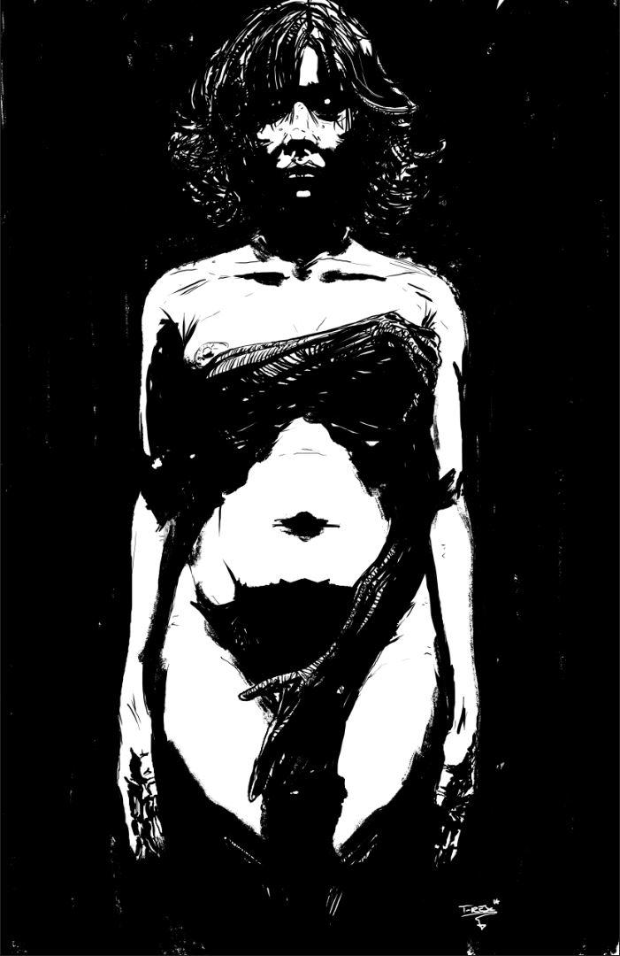 Under the Skin by T-RexJones