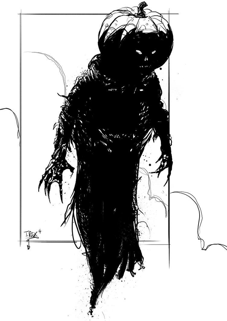 Samhain by T-RexJones
