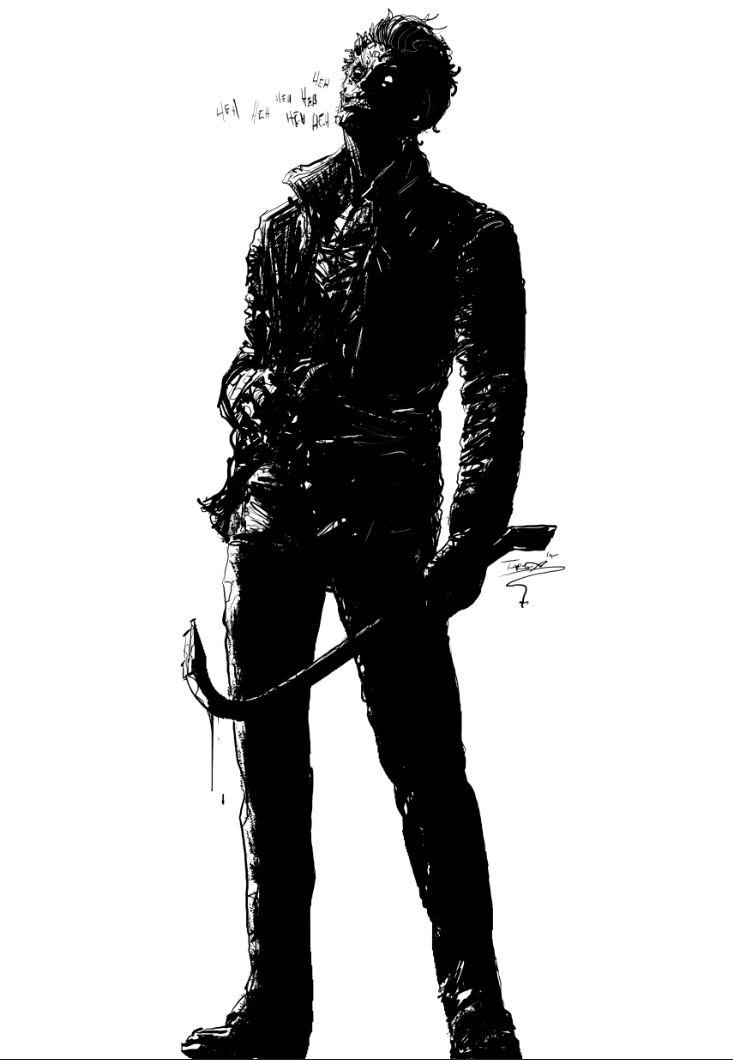 The Joker by T-RexJones