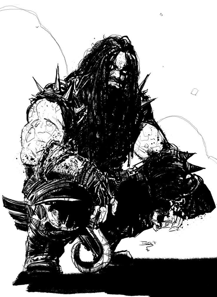 Lobo by T-RexJones