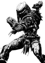 Predator by T-RexJones
