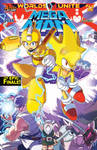 Mega Man #52 Cover