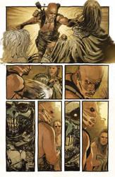 Mad Max: Fury Road - Furiosa #1 Page 5