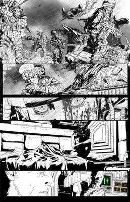 Aliens: Defiance #2 Page 1