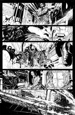 Aliens Free Comic Day Special page 1