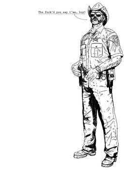 Lemmy Cop.