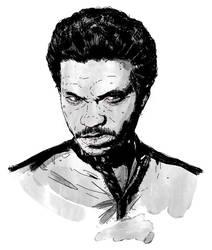 Lando Calrissian by T-RexJones