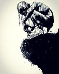 Gollum by T-RexJones