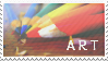 'ART' Stamp. by ECC500