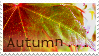 'Autumn . . .' Stamp. by ECC500