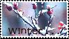 'Winter . . .' Stamp.