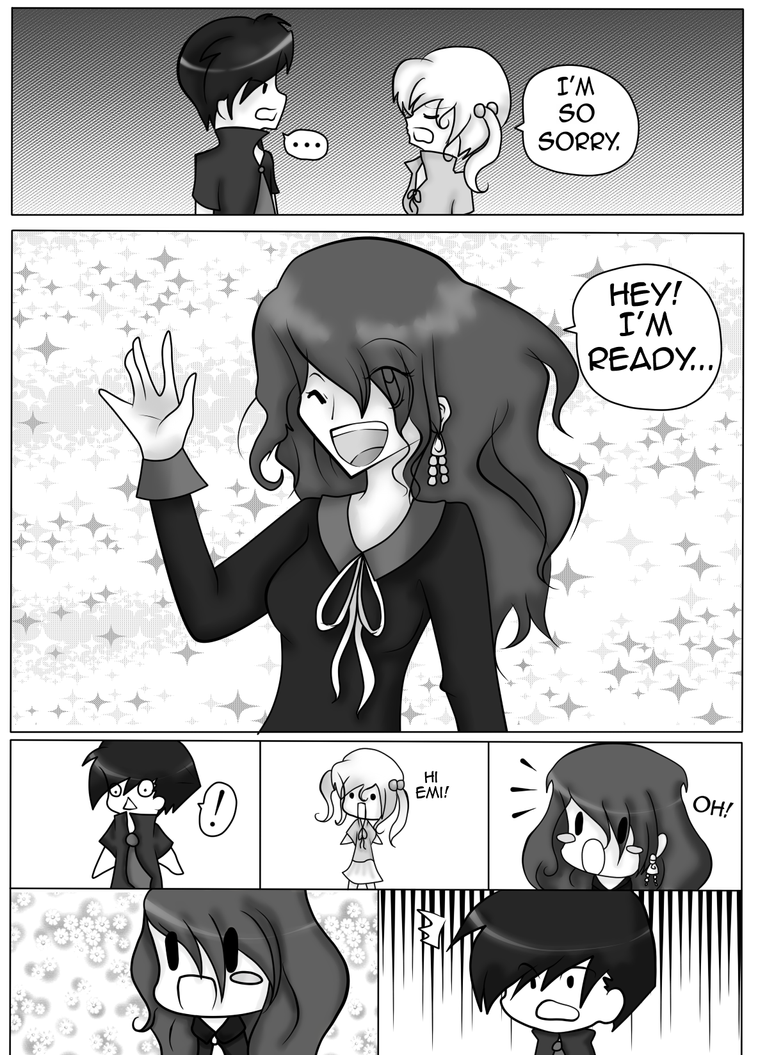 LoveLoveGetU: Chapter 1: PG 5 by LoveLoveGetU
