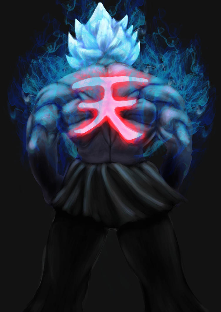 Oni Akuma by Elrad-oOni Wallpaper