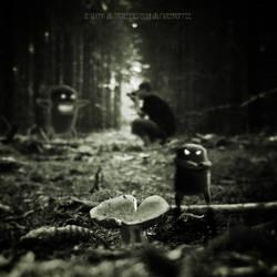 THE BAD MYOPIC PHOTOGRAPHER by LEQUARK