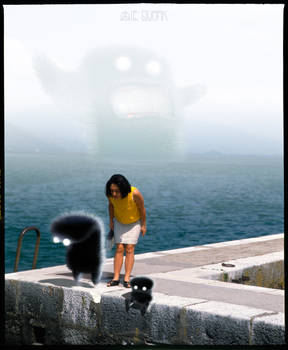 THE BAD MONSTER OF LOCH NESS