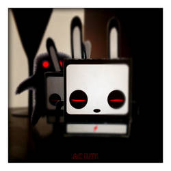 THE BAD PAPER TOYS 1