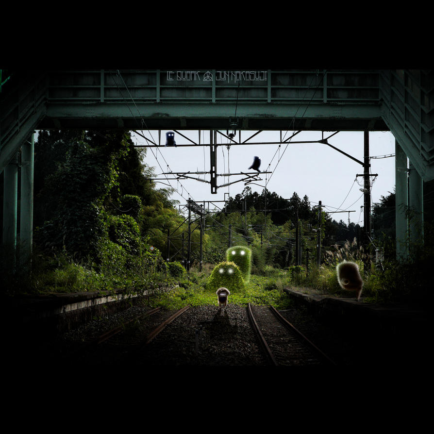 THE BAD DAYS AFTER OF FUKUSHIMA by LEQUARK