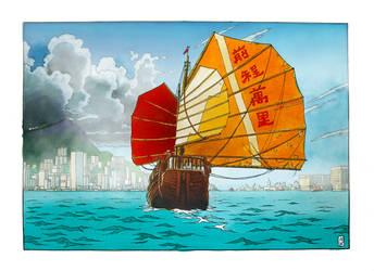 Hongkong 2 by LEQUARK