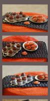 Halloween Desserts :D