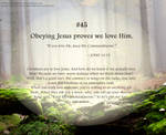 Bible Refresher 50 - Trust And Obey