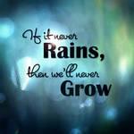 If It Never Rains