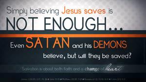 Even Satan Does It... by PoppyCorn99