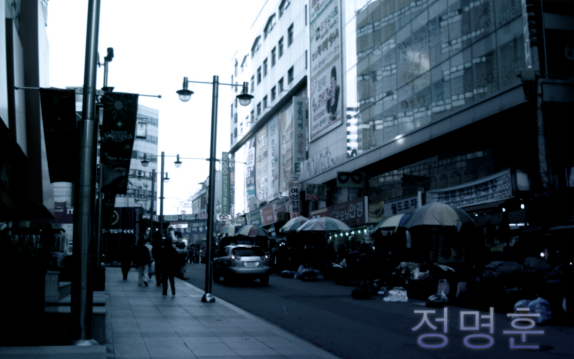 seoul wallpaper iijsk1610 on deviantart