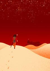 Desert's Pilgrim