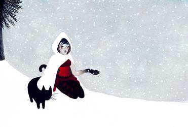 Snowy Feeyuu by Nimiaka