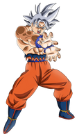 Goku Perfect Migatte no Gokui by Andrewdb13
