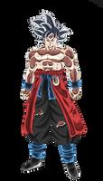 Goku Xeno Mastered Migatte no Gokui by Andrewdb13