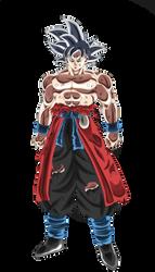 Goku Xeno Mastered Migatte no Gokui
