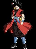 Goku Xeno by Andrewdb13