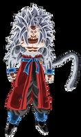 Goku Xeno Ssj5