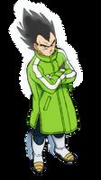 Vegeta Dragon Ball Super Broly by Andrewdb13