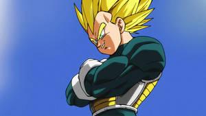 Vegeta Ssj Dragon Ball Super Broly by Andrewdb13