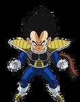 Kid Vegeta Dragon Ball Super Broly