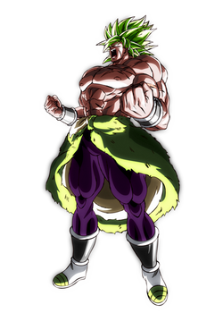 Broly Legendary Ssj by Andrewdb13