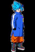 Goku Ssj Blue by Andrewdb13