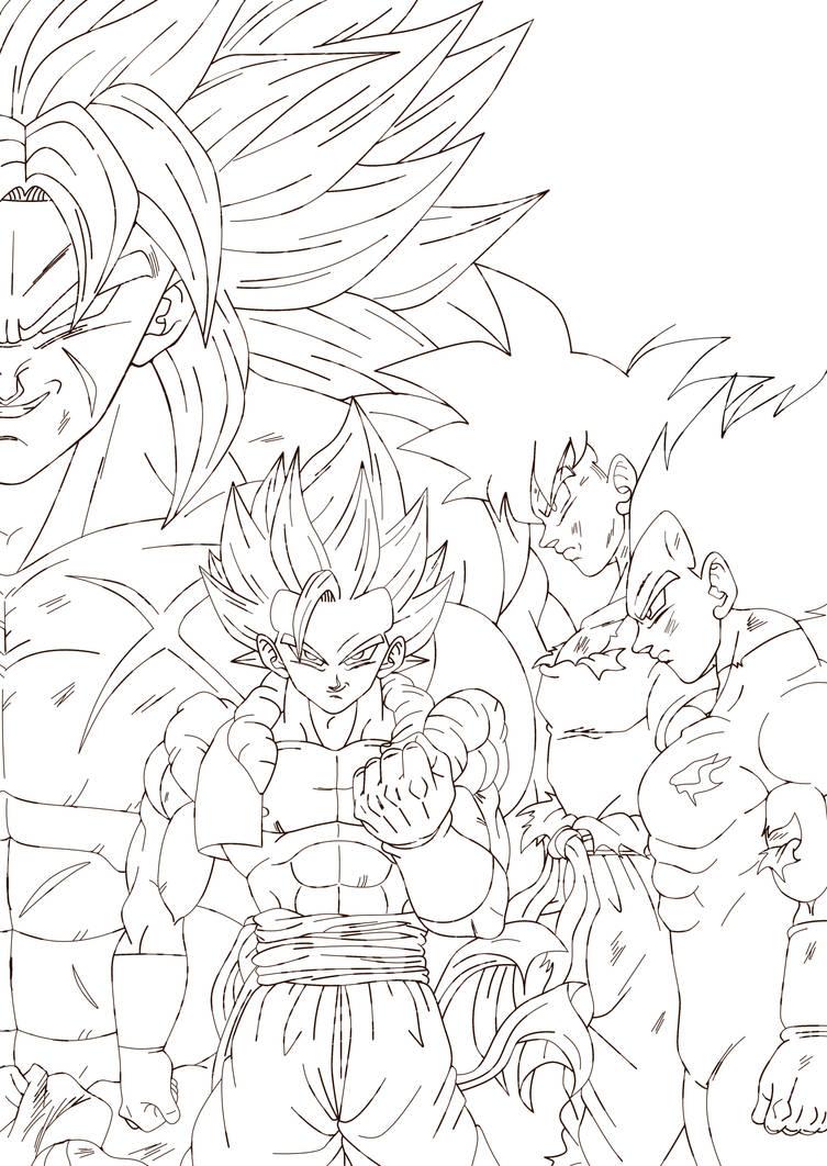 Dragon Ball Super Broly Poster by Andrewdb13 on DeviantArt