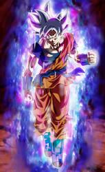 Goku Heroes Ultra Instinct