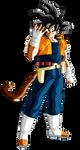 Kakarotto Dragon Ball GT