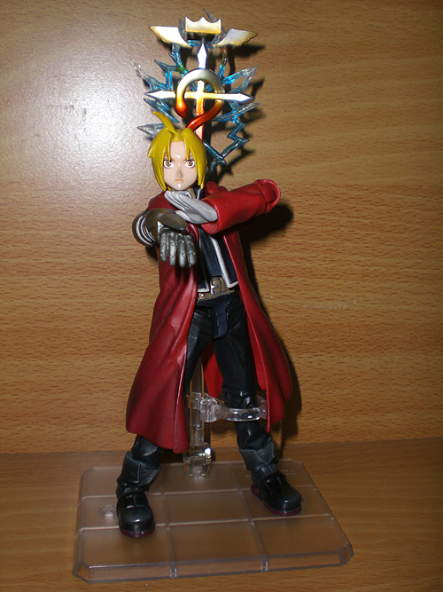 Edward Elric Custom Base by Kyouseme-Arasaki