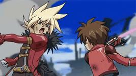 Gauntlet Sword Duel by Kyouseme-Arasaki