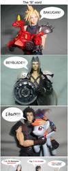 The Bakugan, the Beyblade and the Brony by Kyouseme-Arasaki