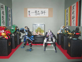 Bakugan Armors by Kyouseme-Arasaki