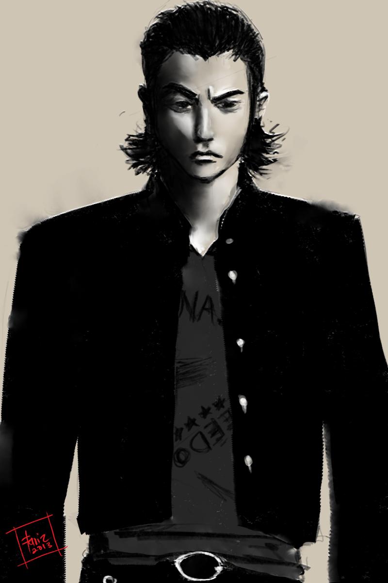 Genji Crows Zero 4